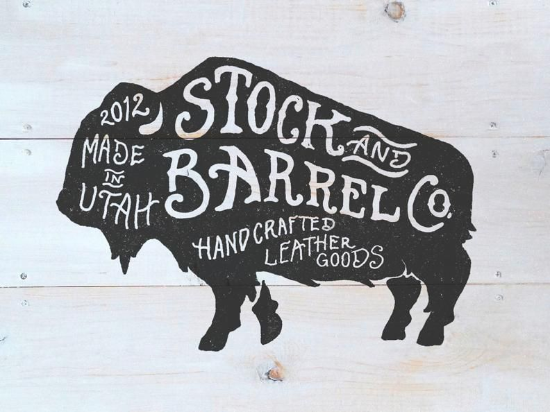 Stock & Barrel Co. | Handcrafted Leather goods - image 3 - student project