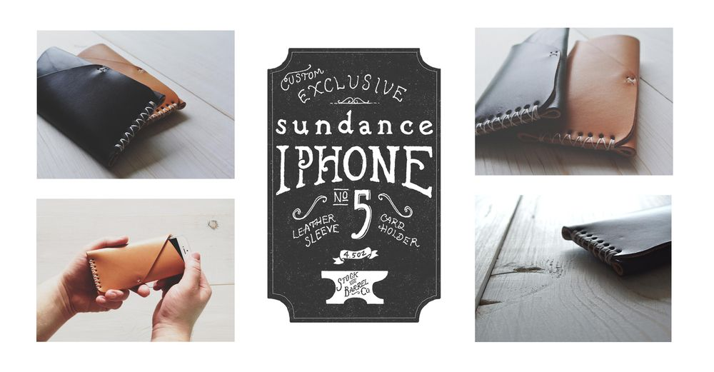 Stock & Barrel Co. | Handcrafted Leather goods - image 8 - student project