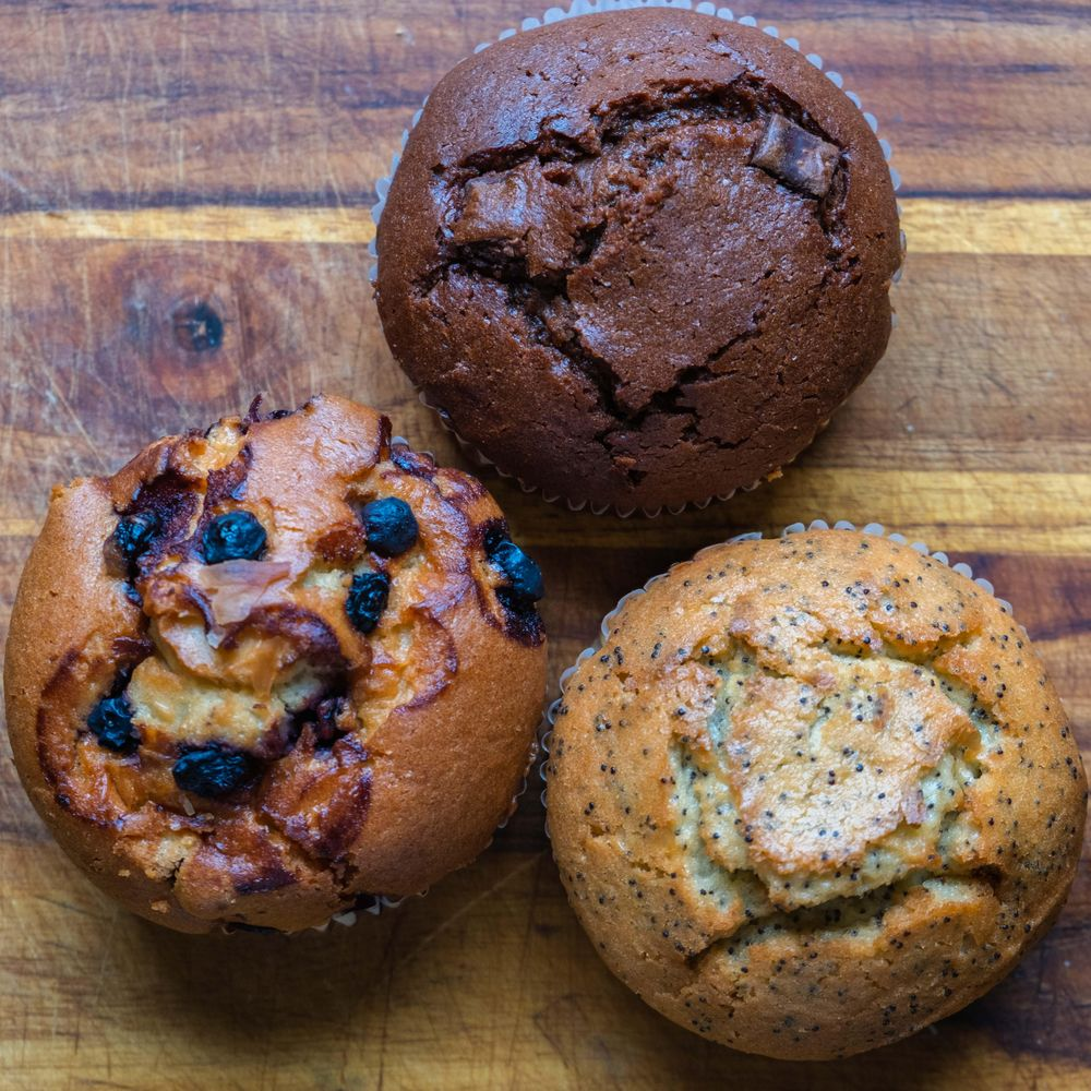 Morning Muffins - image 2 - student project