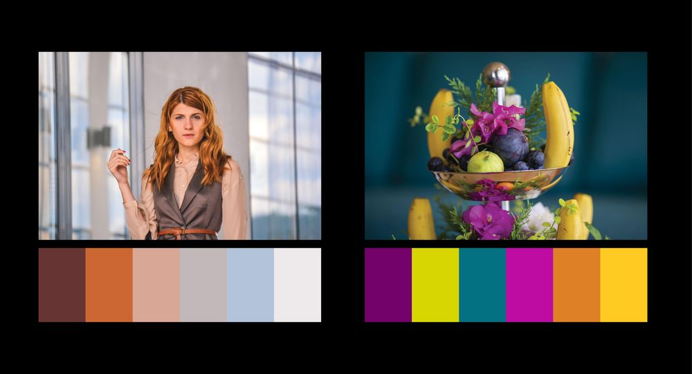 Creating Color Palettes - image 1 - student project