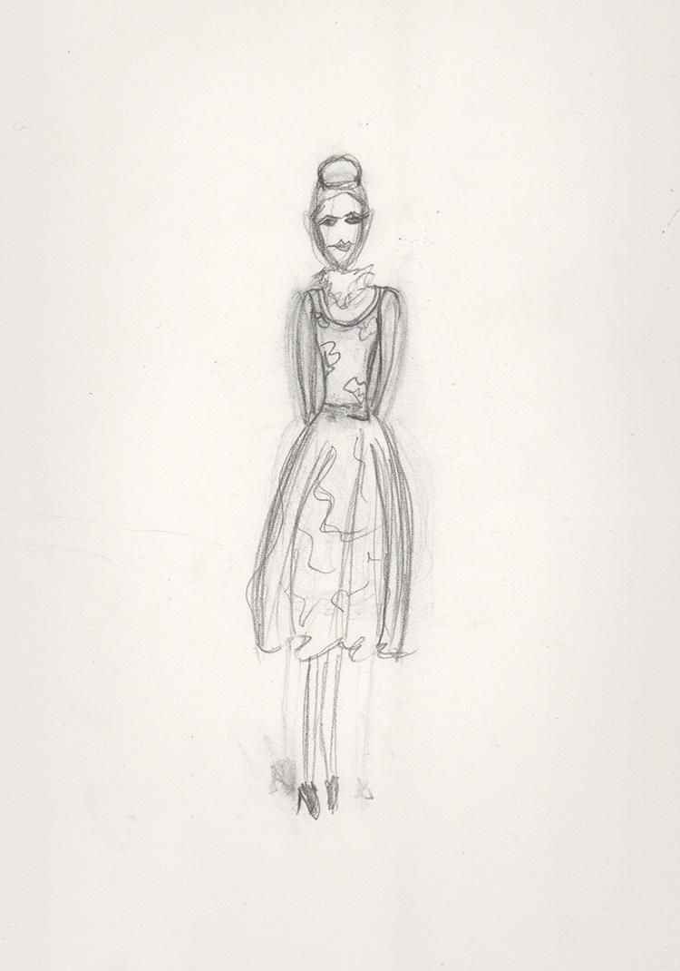 SKETCHES - Hannah Chudleigh - image 8 - student project