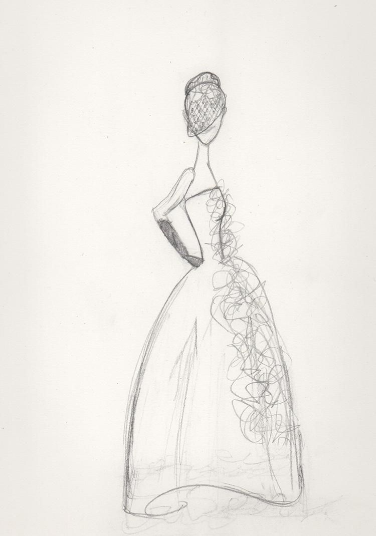 SKETCHES - Hannah Chudleigh - image 7 - student project