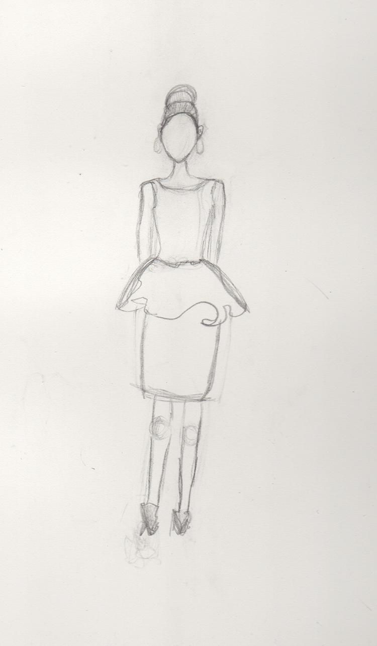 SKETCHES - Hannah Chudleigh - image 9 - student project