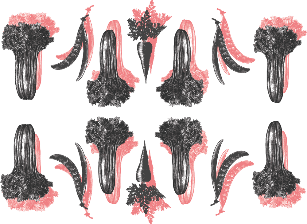 Pattern for Society6 - image 1 - student project