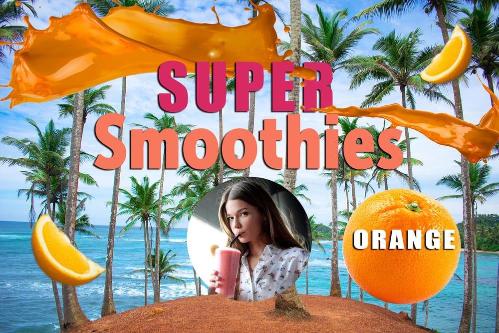 Orange Smoothie - image 1 - student project