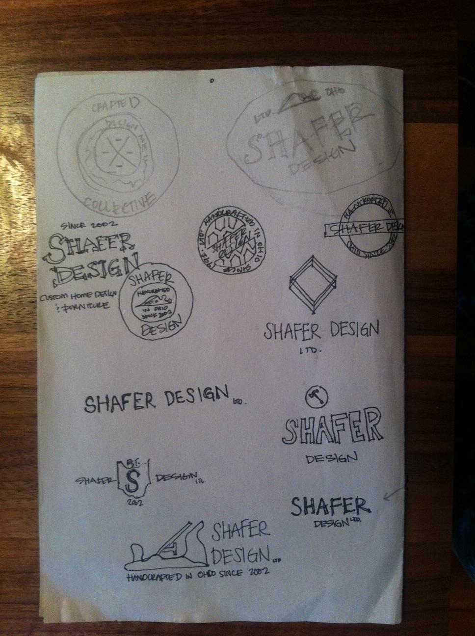 Designer & Furniture Maker Branding - image 1 - student project