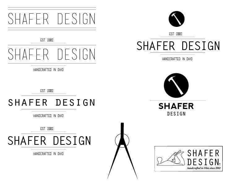 Designer & Furniture Maker Branding - image 3 - student project