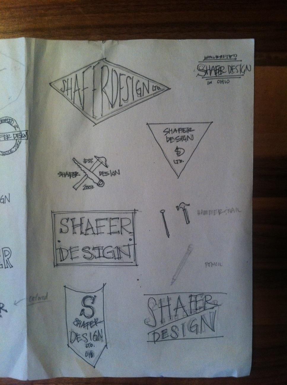 Designer & Furniture Maker Branding - image 2 - student project