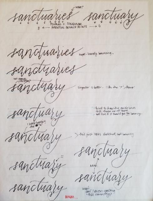 Sanctuary  - image 1 - student project