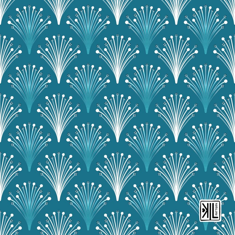 Scallop pattern - image 1 - student project