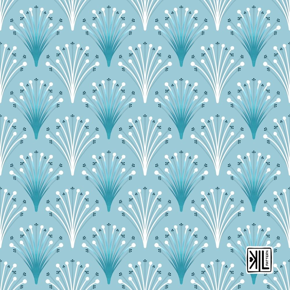 Scallop pattern - image 2 - student project