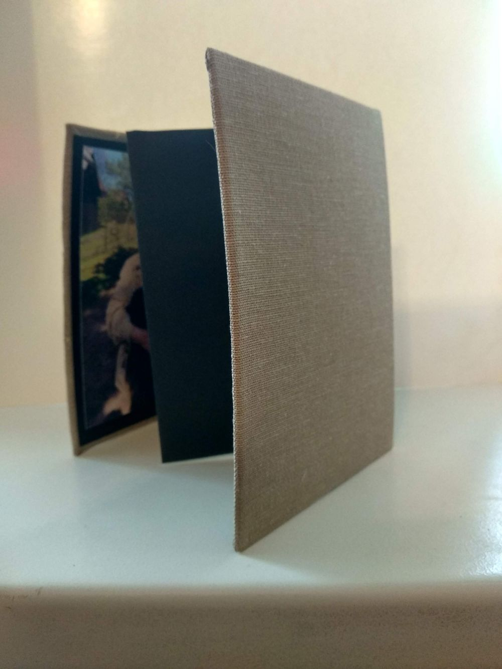 DIY Bookbinding: Accordion Style Lookbook - image 1 - student project
