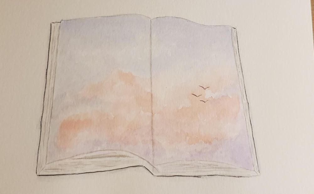 My Cotton Candy Clouds Project - image 1 - student project