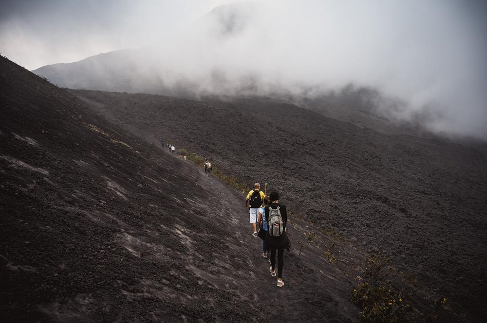 Volcano Tour - image 3 - student project