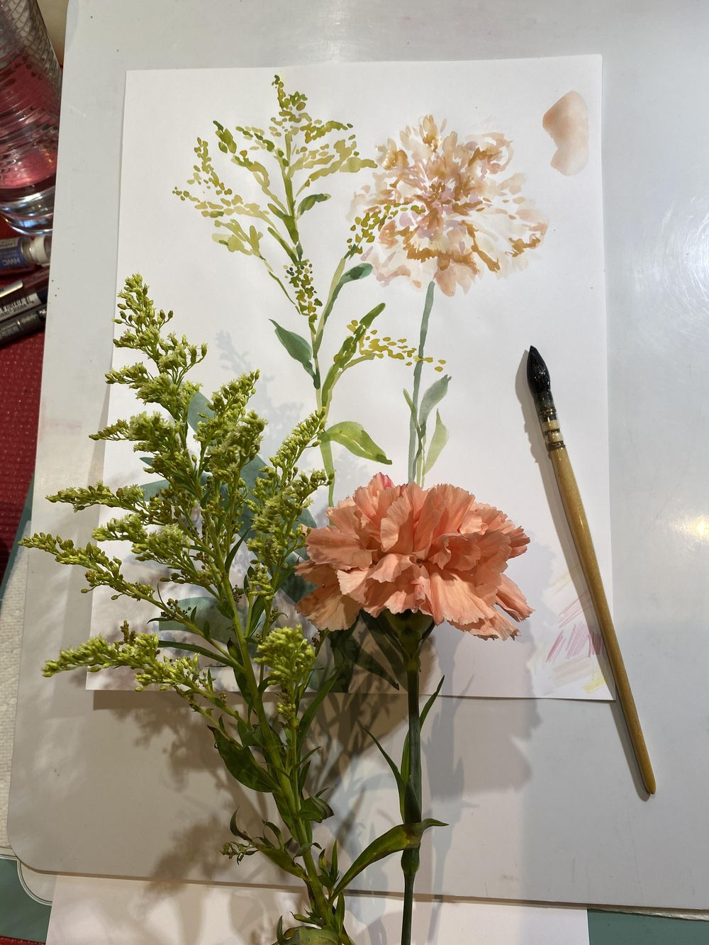 Flower Shape Practice - image 1 - student project