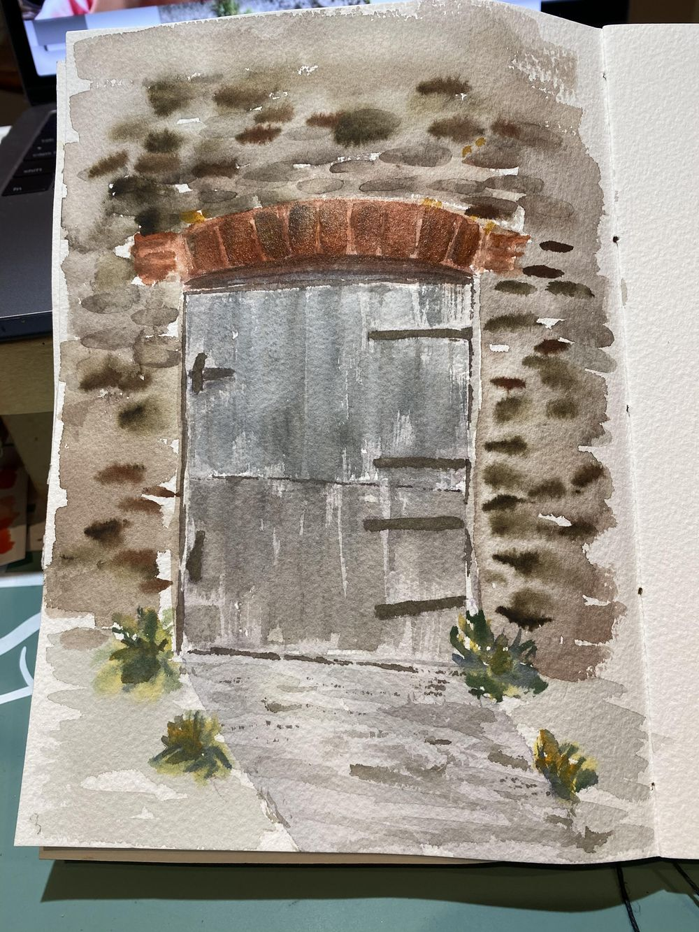 First Attempt Barn Door - image 1 - student project