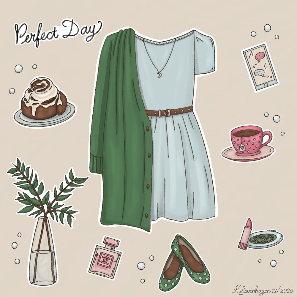A Perfect Day - image 1 - student project