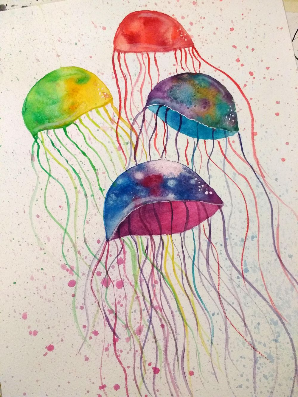 Jelly jelly galaxy  - image 2 - student project