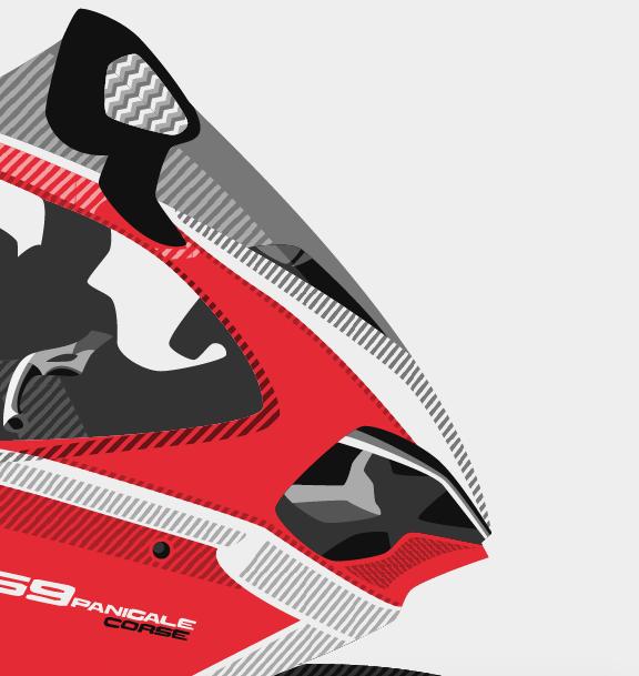 Ducati 959 Panigale Corse - image 6 - student project