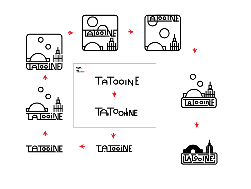 Tatooine Star Wars - image 2 - student project