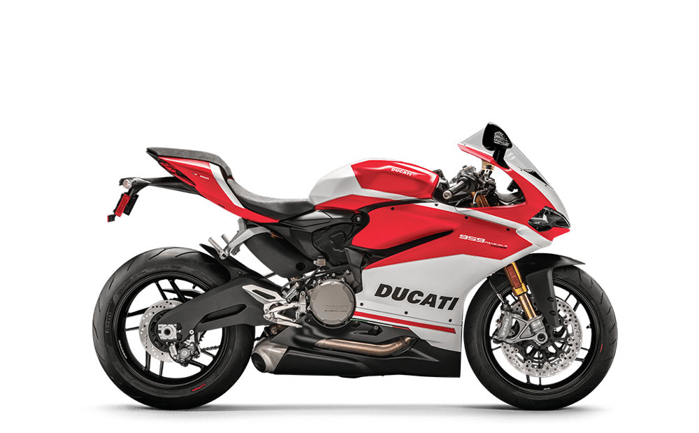 Ducati 959 Panigale Corse - image 1 - student project