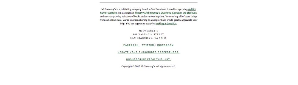 A Brand Newsletter That Feels Like a Bookstore - image 7 - student project