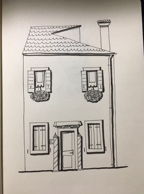 Burano house - image 2 - student project