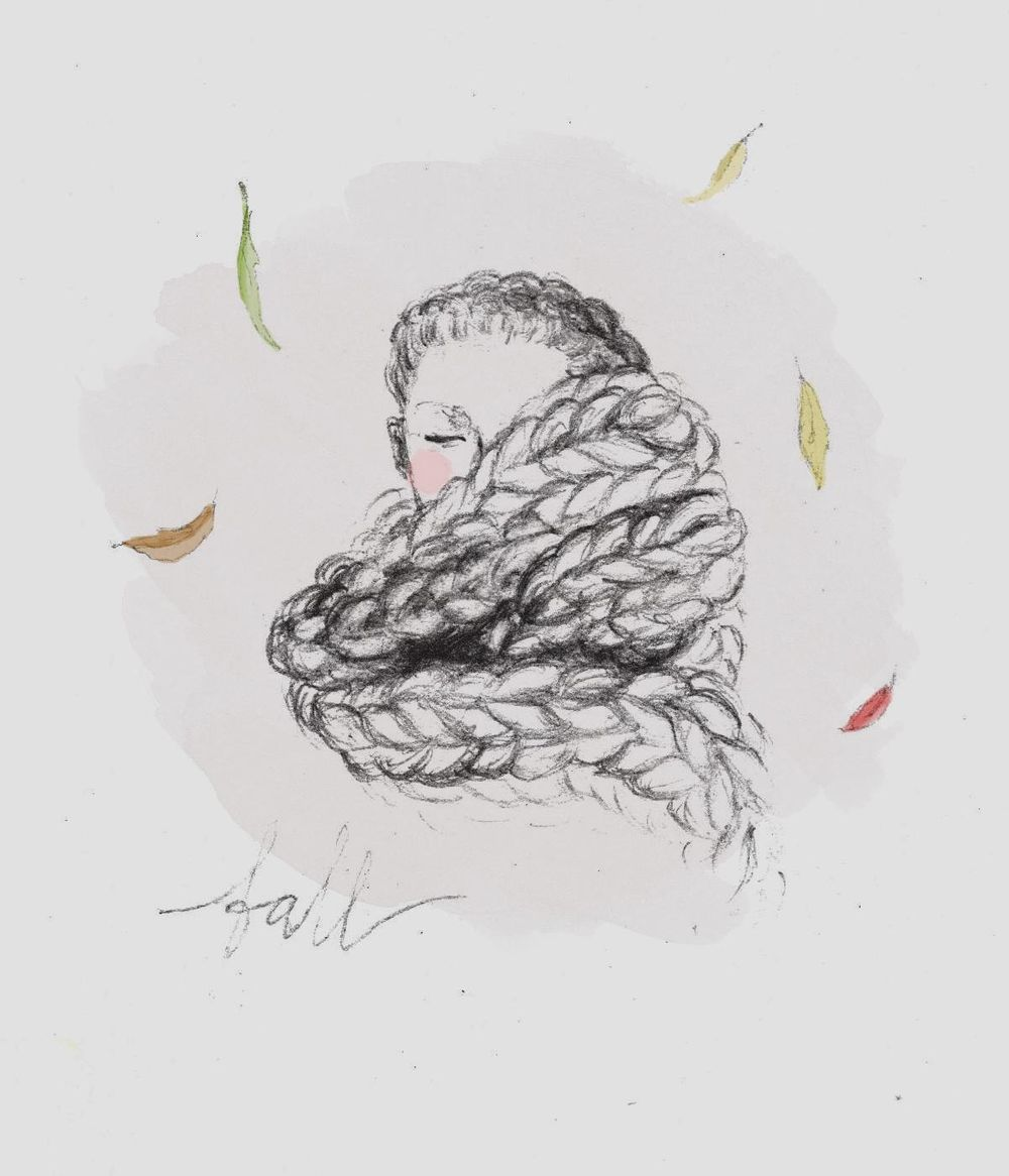 My November 30-Day Sketch-A-Day Challenge - image 2 - student project