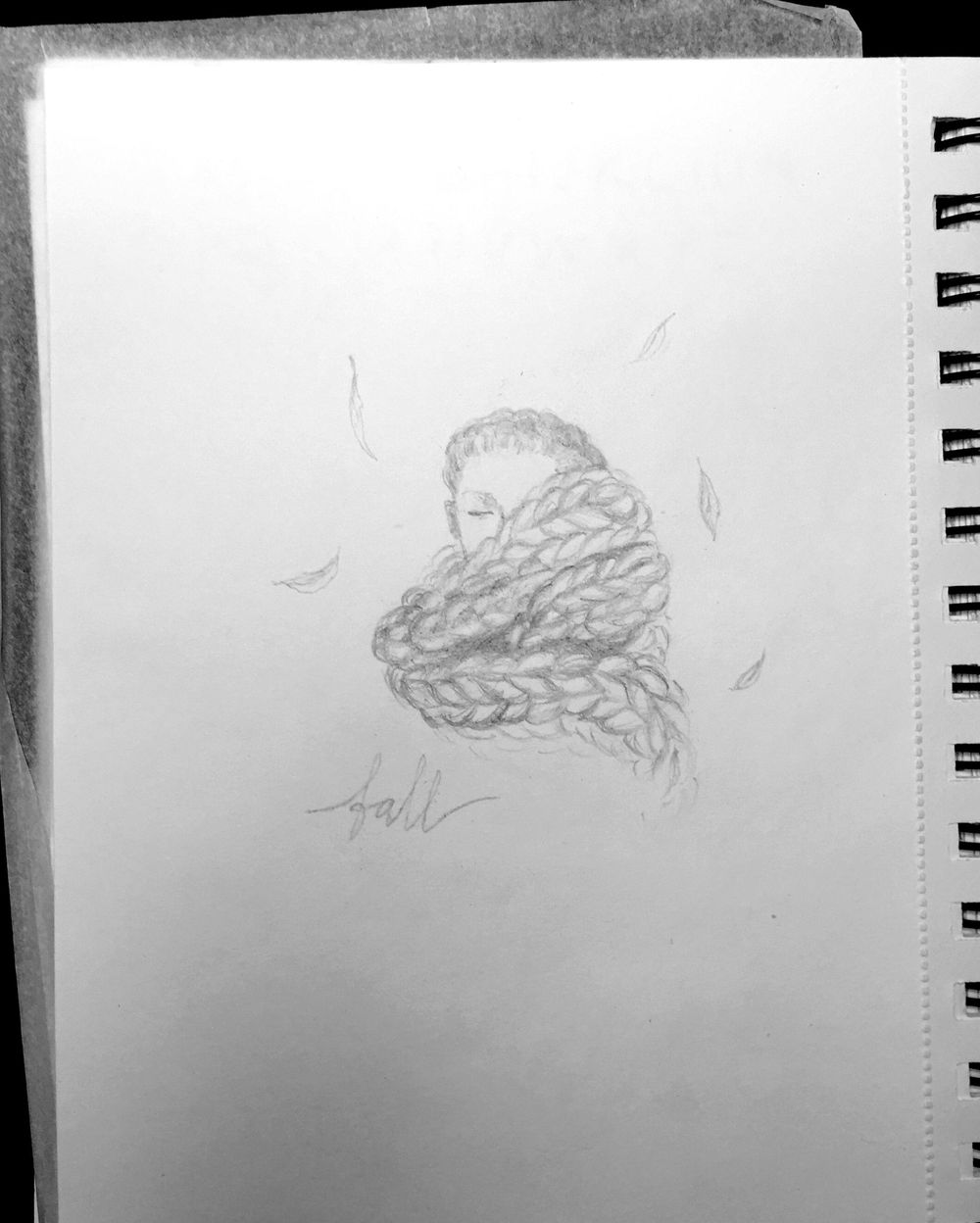 My November 30-Day Sketch-A-Day Challenge - image 1 - student project