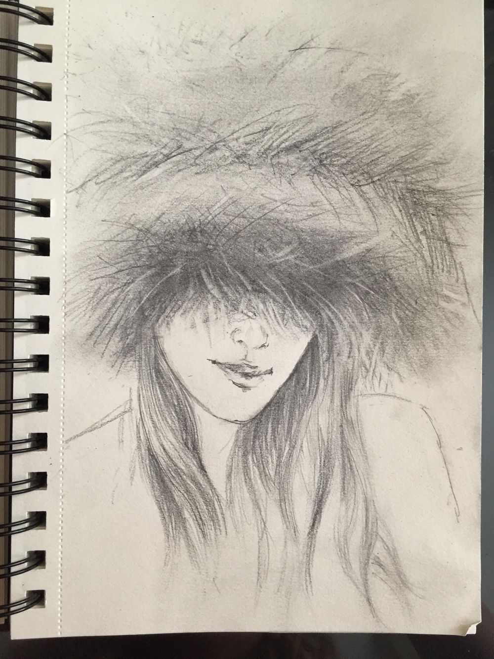 My November 30-Day Sketch-A-Day Challenge - image 36 - student project