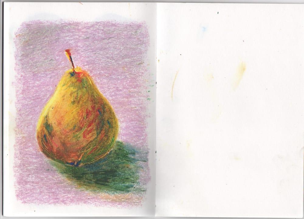Une poire - image 1 - student project