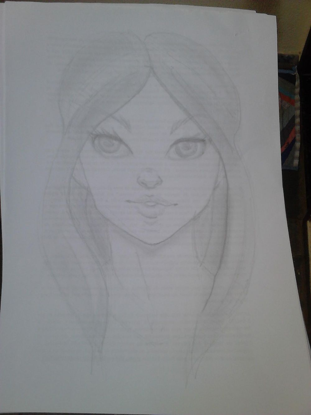 Some female character - image 4 - student project