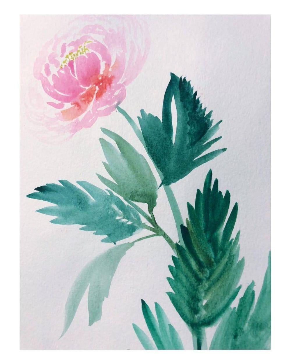 Florals Practice - image 9 - student project
