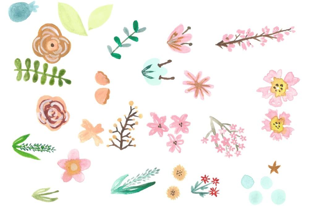 Florals Practice - image 6 - student project