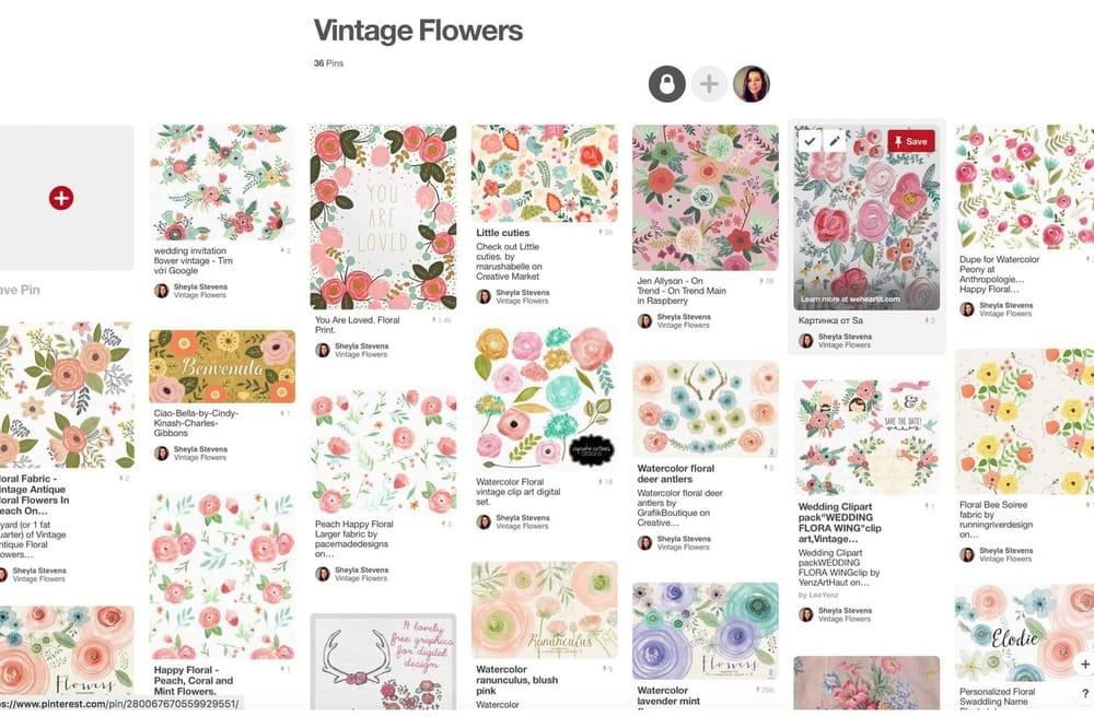 Florals Practice - image 4 - student project