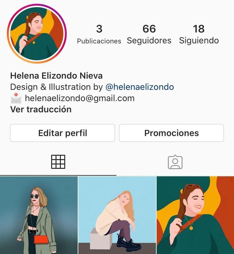 Starting @helenaelizondodesign - image 1 - student project
