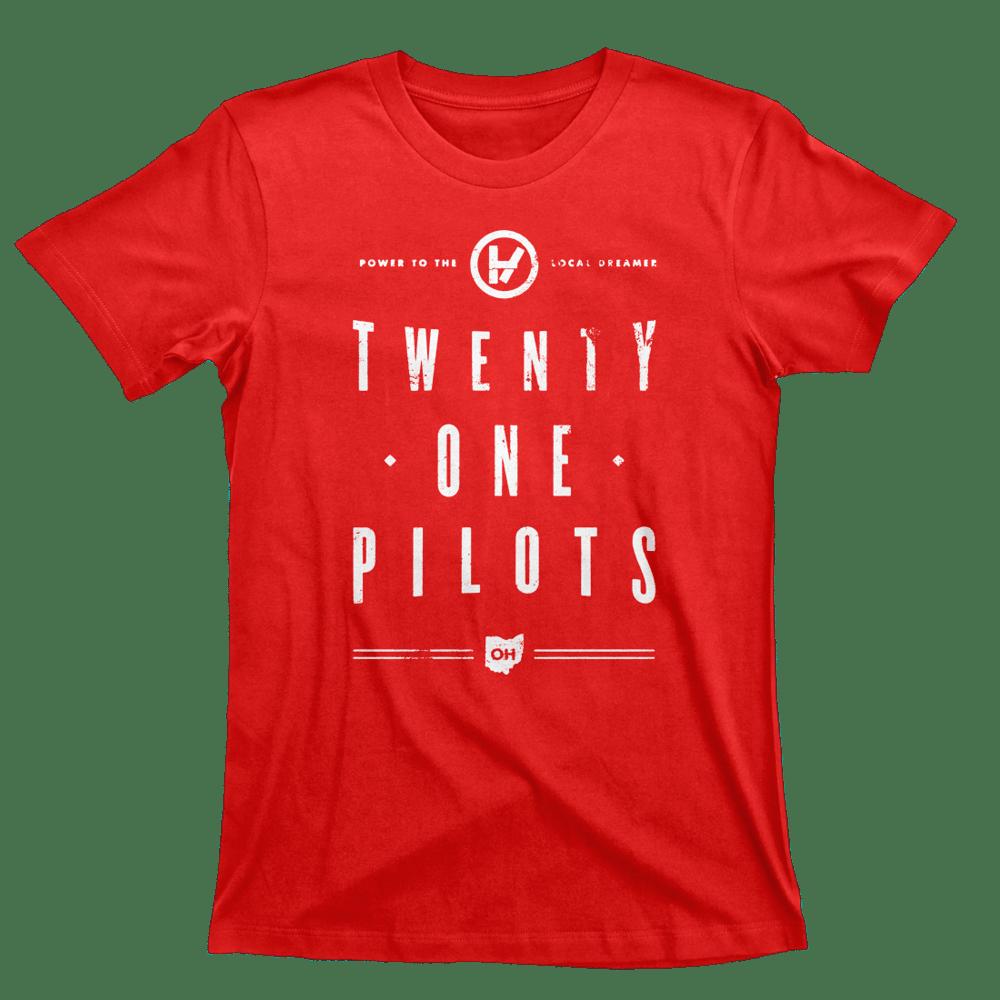 Twenty One Pilots: Band Tee Design - image 13 - student project