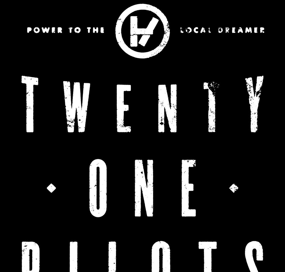 Twenty One Pilots: Band Tee Design - image 14 - student project