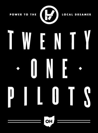 Twenty One Pilots: Band Tee Design - image 7 - student project