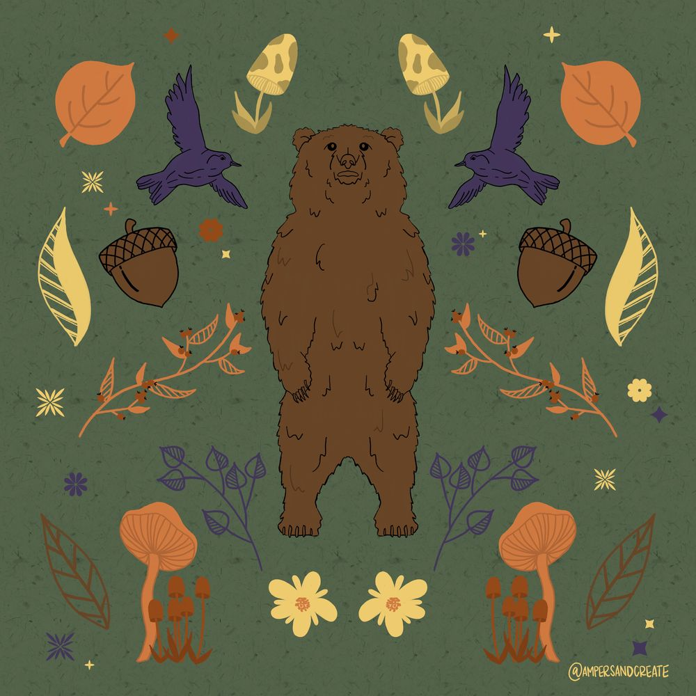 Woodsy Bear - image 5 - student project