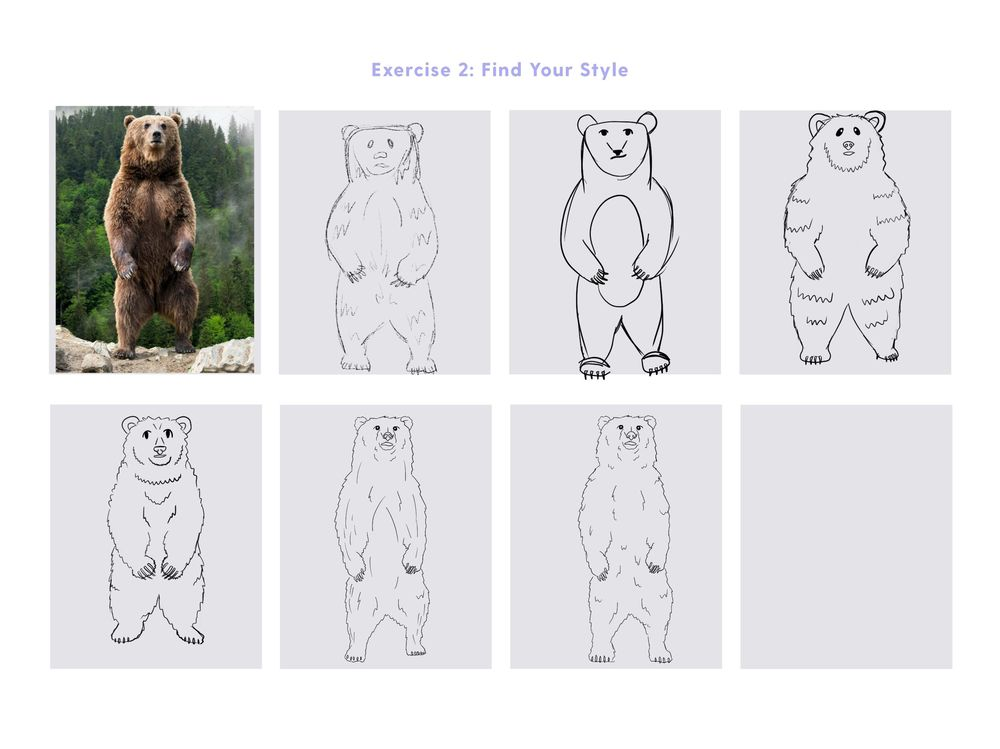 Woodsy Bear - image 3 - student project
