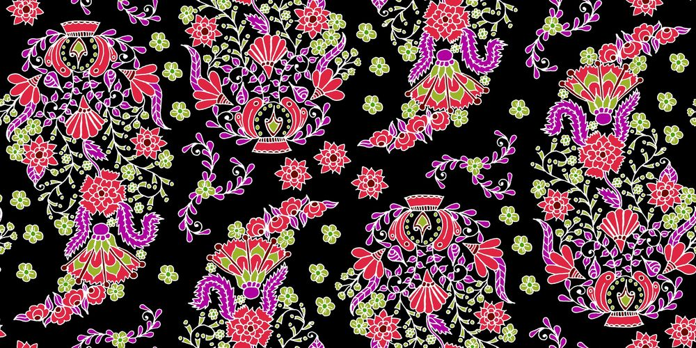 Fun with Paisley - image 1 - student project