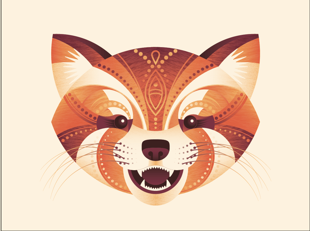 Red Panda - image 2 - student project