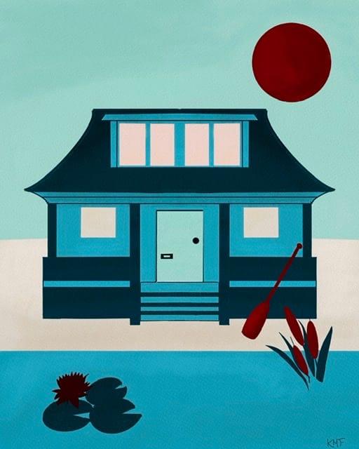 Cottage Paradise - image 4 - student project