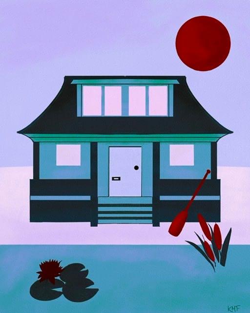 Cottage Paradise - image 2 - student project