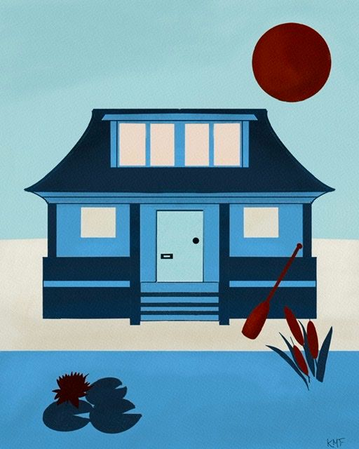 Cottage Paradise - image 1 - student project