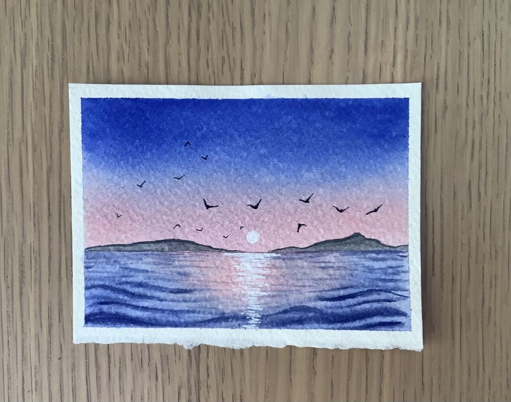 birds in the sky - image 15 - student project