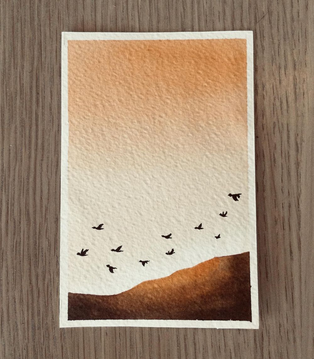 birds in the sky - image 12 - student project