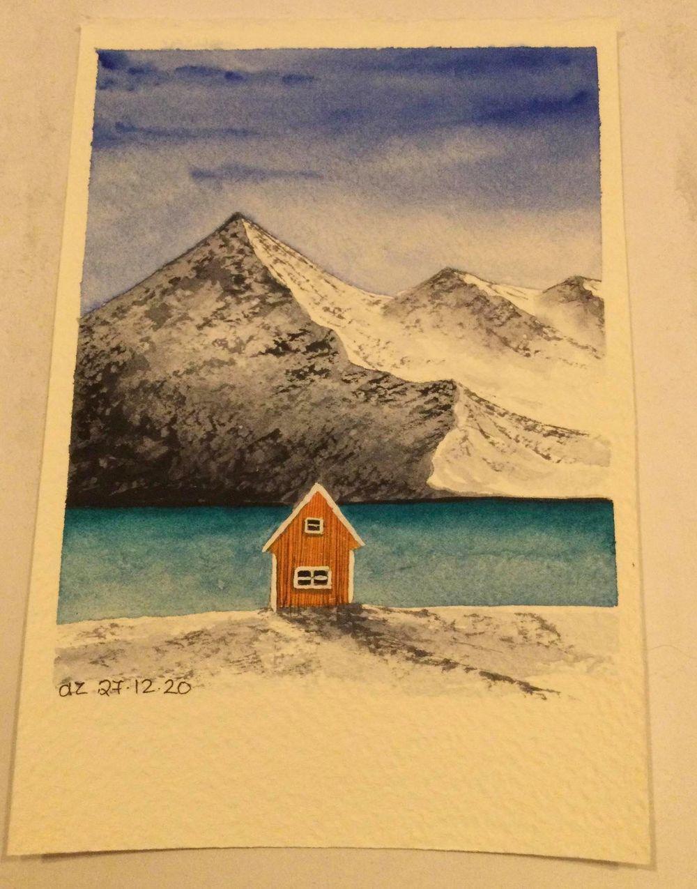 winter polaroids - image 1 - student project