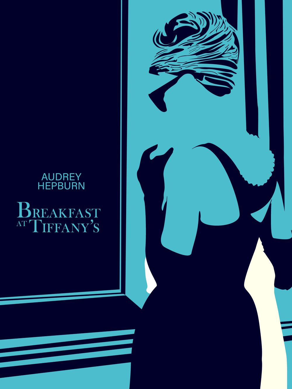 Breakfast at Tiffany's Poster - image 1 - student project